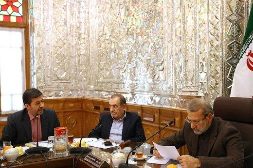 لاریجانی: پسماند ثروت است و نباید بر زمین بماند/ شهرداریها برای چابک سازی برنامه ندارند