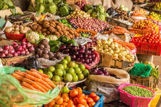 رژیم غذایی رنگین کمانی چیست؟