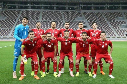 ایران مسنترین تیم جام ملتها