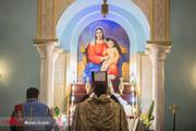 تصاویر   حال و هوای مسیحیان ایران در آغاز سال نو میلادی