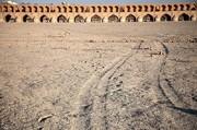 تصاویر | سی و سه پل در مسیر نابودی