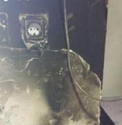 اتصالی برق  یک پیش دبستانی  را در زاهدان  به آتش کشید/ به کسی آسیب نرسید