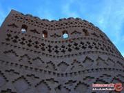 هرفته، قلعه گلین صفویان در مهریز یزد