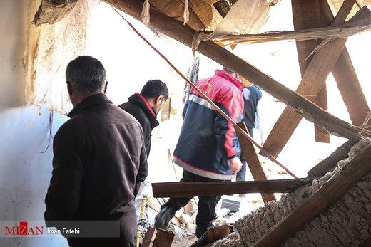 انفجار شدید در خیابان وحدت اسلامی/ آتشبازی چهارشنبهسوری آغاز شد