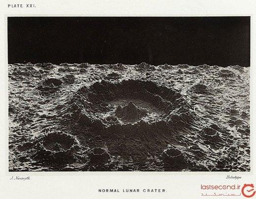 کشف راز عجیب تصاویر ثبت شده از ماه در ۱۴۵ سال پیش!/ عکس