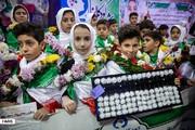 تصاویر | بازگشت قهرمانانه نخبههای کوچک ایران از مسابقات محاسبه ذهنی مالزی