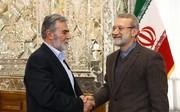 ایران ستواصل دعمها للشعب الفلسطینی ونهج المقاومة