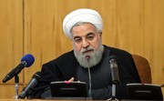 روحانی: نباید اجازه دهیم مردم با مشکل مواجه شوند