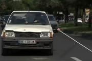 فیلم   وقتی یک نابینا رانندگی کند!