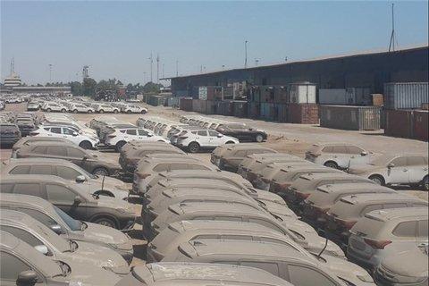 خودروهای مانده در گمرک تعیین تکلیف میشوند