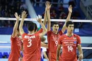 شیربچههای والیبال ایران در رده یک دنیا