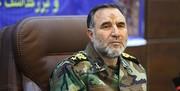 امیر حیدری درگذشت پیشکسوت نیروی زمینی ارتش را تسلیت گفت