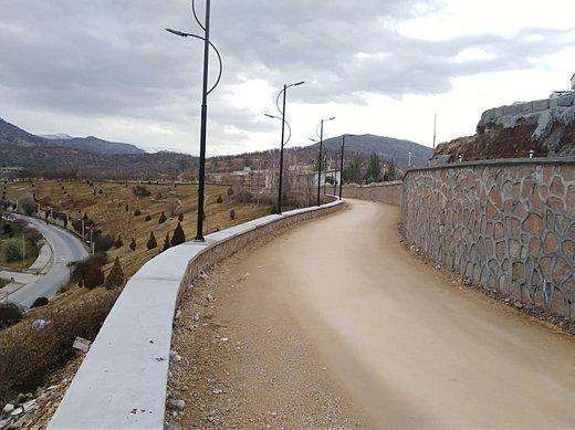 خبر خوش معاون شهردار یاسوج/ بهرهبرداری از جاده دسترسی به بیمارستان امام سجاد (ع)