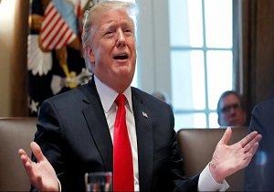 ترامپ: سوریه را نمیخواهیم چون کشور خاک و مرگ است!