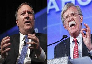 ترامپ طرح بولتون و پمپئو درباره سوریه را رد کرد