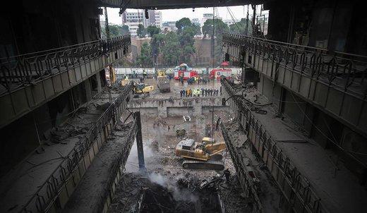 آخرین خبرها از منبع بوی نامطبوع در تهران/ عامل اصلی: فاضلاب قدیمی پلاسکو، گاز مرکاپتان یا ...