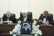 تصاویر | اولین جلسه مجمع تشخیص مصلحت نظام به ریاست آیتالله آملیلاریجانی