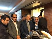 سیدعباس صالحی به تماشای نمایشی با بازی فاطمه معتمدآریا نشست
