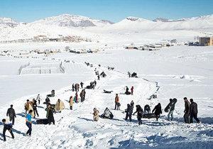 کوهرنگ، میزبان ۴ هزار گردشگر زمستانی