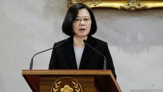 درخواست تایوان از جامعه جهانی علیه چین