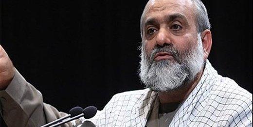 واکنش سردار نقدی به ماجرای کربلای ۴ و صحبتهای محسن رضایی