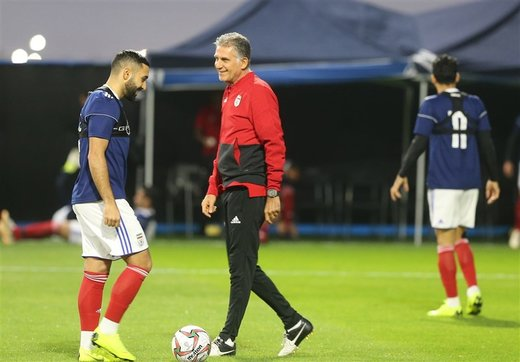 Iran Completely Focused on Yemen Match: Carlos Queiroz