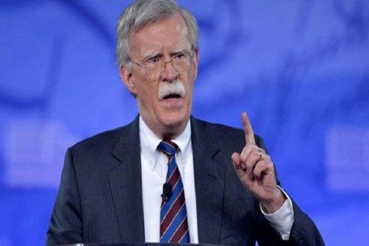بولتون تهدیدها علیه سوریه را تکرار کرد
