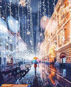 تصاویر | شهری به رنگ خیال که واقعیت دارد!