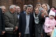 «احمدینژاد» میخواهد یک سلبریتی باشد؟