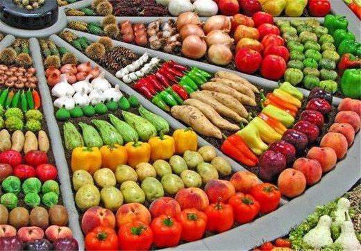 درآمد ۶.۴میلیارد دلاری از صادرات کشاورزی