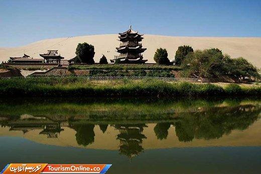 دریاچه یویاکوآن چین