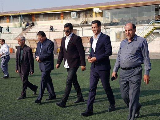 واکنش فدراسیون فوتبال به بیماری خونی ویلموتس/ او گزینه نهایی ما نیست!
