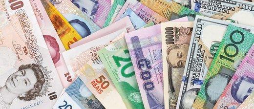 سیر صعودی نرخ ۲۷ ارز دولتی/ افزایش نرخ یورو و پوند
