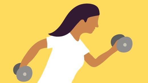 فقط هفتهای ۲ ساعت تمرین ورزشی برای سلامت روان کافی است