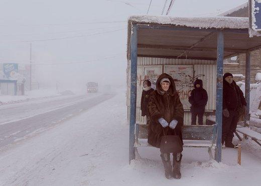 شهر یاکوتسک روسیه