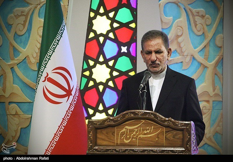 Iran able to overcome problems: Veep