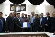 نخستین تفاهمنامه پروژه ملی استانداردسازی هنرستانهای علوم دریایی کشور در مازندران منعقد شد