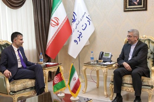 Iran, Afghanistan discuss water cooperation