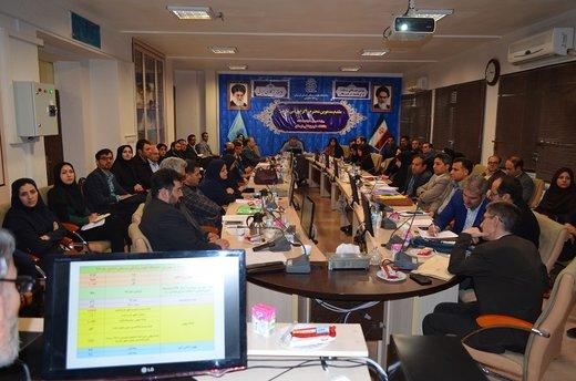 مدیران عالی وزارت بهداشت موانع پروژههای عمرانی حوزه سلامت لرستان را بررسی نمودند