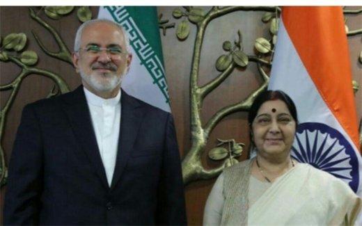 Tehran, Delhi to develop ties in defiance of sanctions