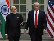 با آغاز دورهگردی پمپئو و سفر ظریف به هند، ترامپ هم دست به کار شد!
