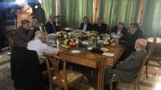 قالیباف و احمدینژاد دعوت حناچی را رد کردند!/ جمع شهرداران تهران جمع شد/ عکس