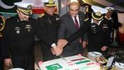 دور القوات البحرية الايرانية هام في توفير الأمن للمنطقة
