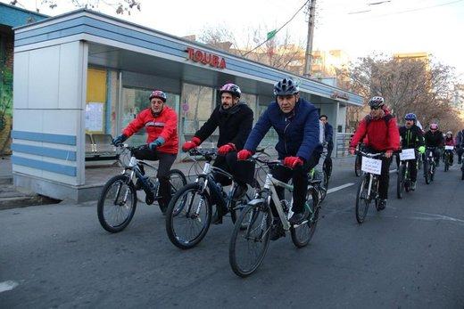 دوچرخه سواری و شهر انسانمدار