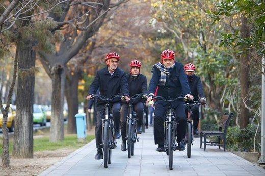 شهردار تهران وعده ورود دوچرخه های ارزان را داد