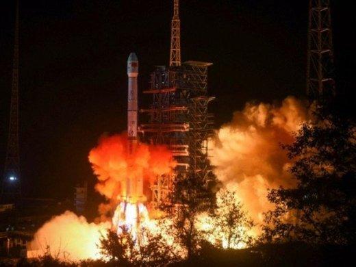 چین رقیب قدر آمریکا در فضا