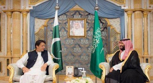 بن سلمان با ۱۵ میلیارد دلار به دیدار عمران خان میرود