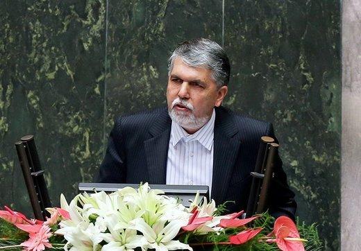 وزیر ارشاد به شایعه استعفای خودش واکنش نشان داد