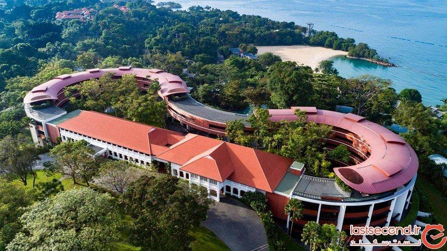 هتل کپلا در سنتوزا