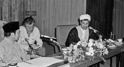 تصاویر | زندگی سیاسی آیتالله هاشمی در دهه ۶۰